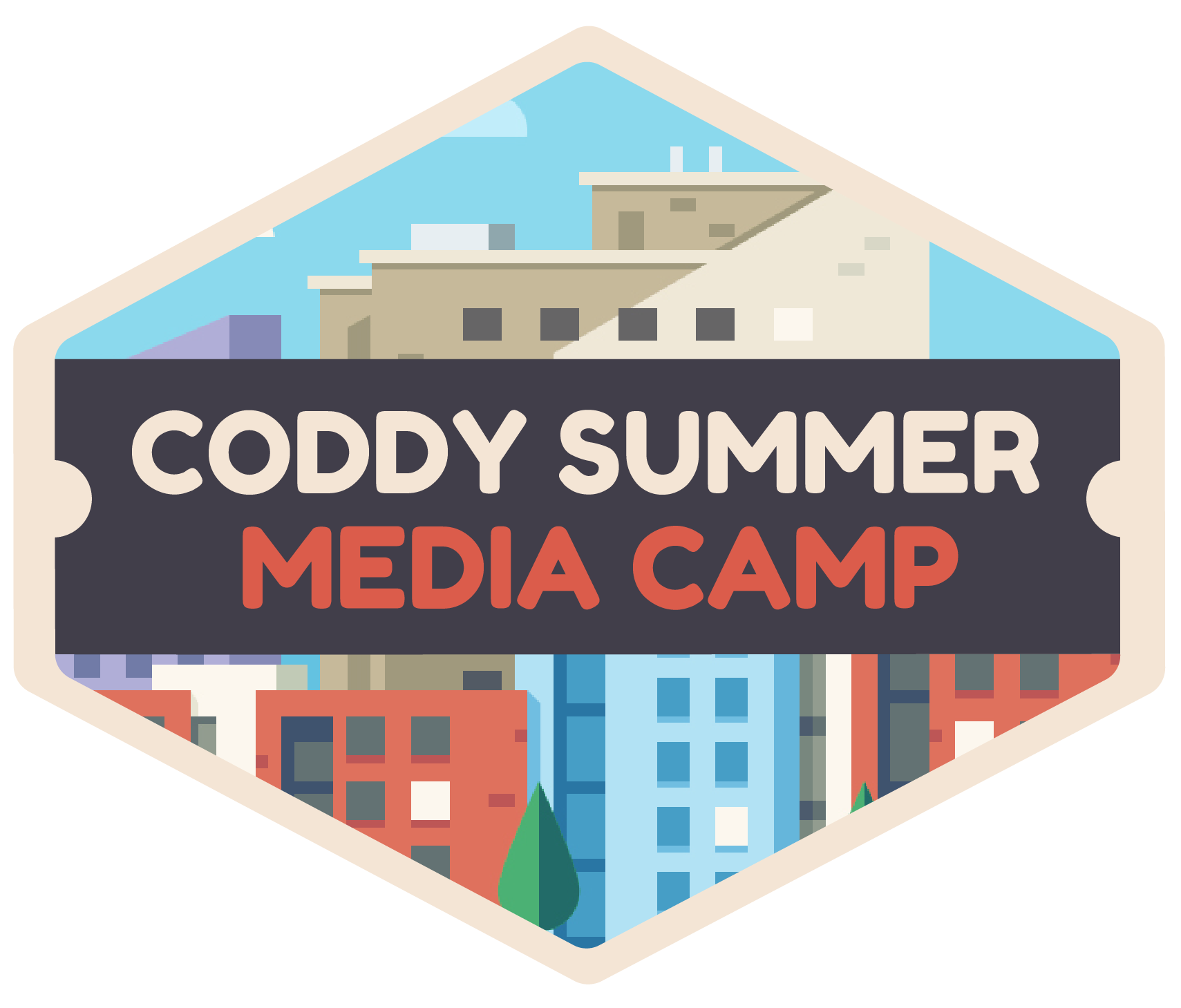 CODDY MEDIA CAMP в Москве